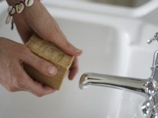 Mydło w kostce - prosta zmiana w duchu Zero Waste