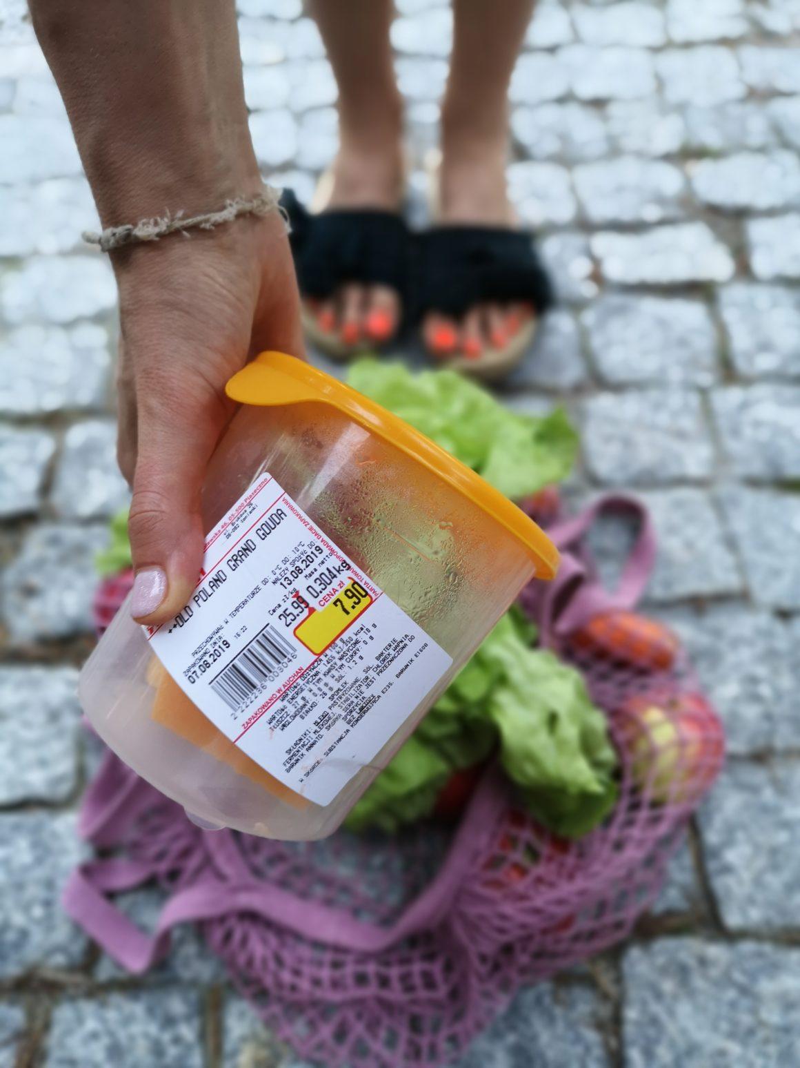 Ser zapakowany do własnego pudełka