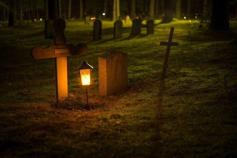 Zero waste na cmentarzu