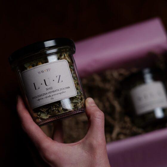 Herbata ziołowa LUZ
