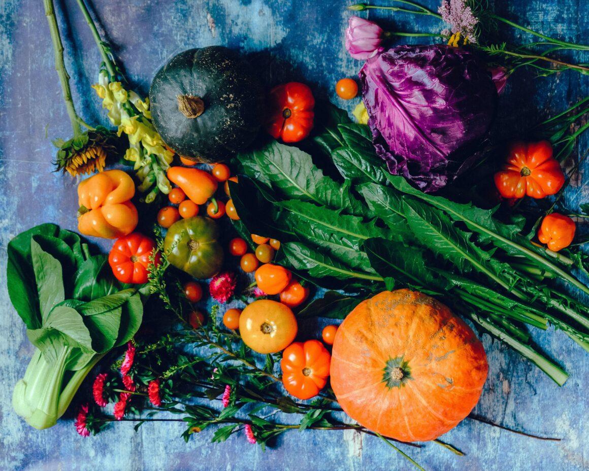 Jak przechowywać warzywa i owoce